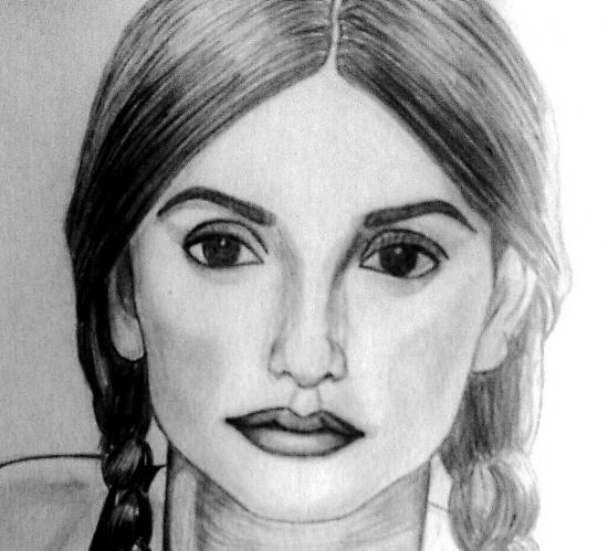 Penelope Cruz by Nihale